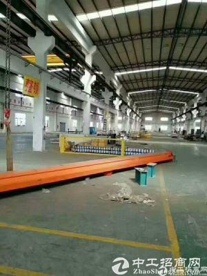 深圳市光明新区公明镇大型钢构16200平厂房招租