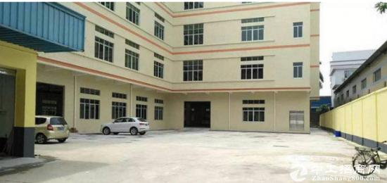 大洋田社区一楼厂房2500平方带有装修