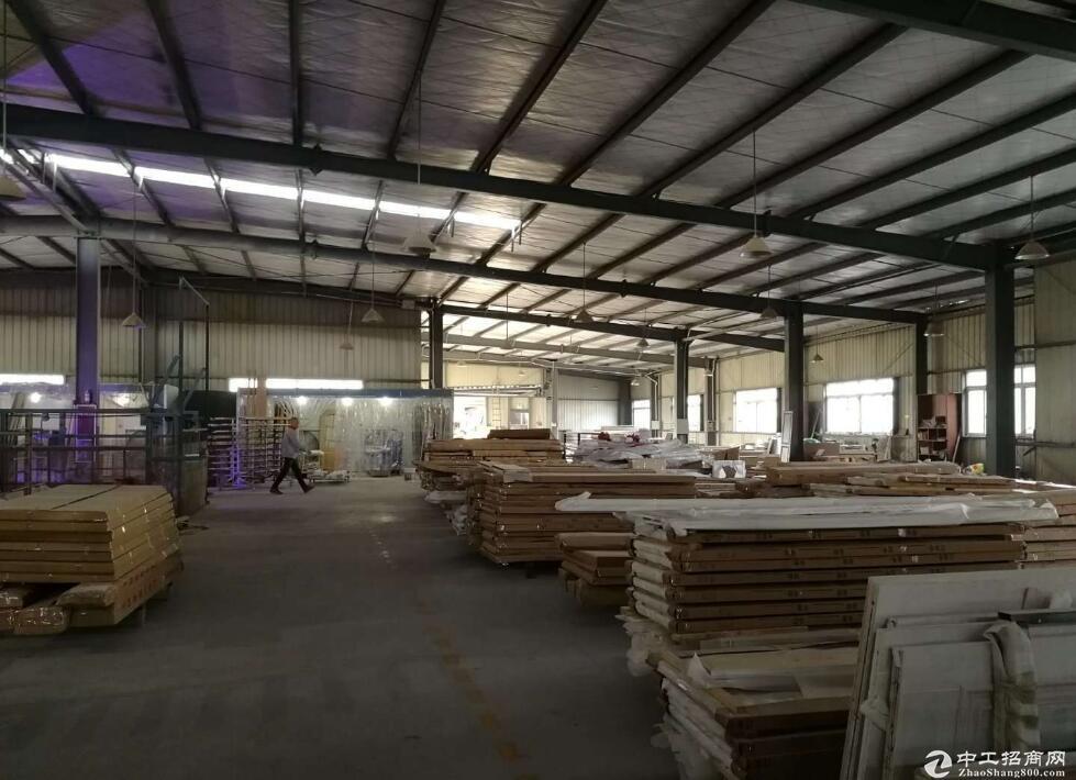 东西湖东光工业新城,单层厂房整租,4300平