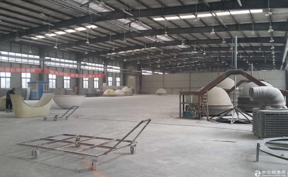东西湖东光工业新城,新出一楼3000临时仓库出租