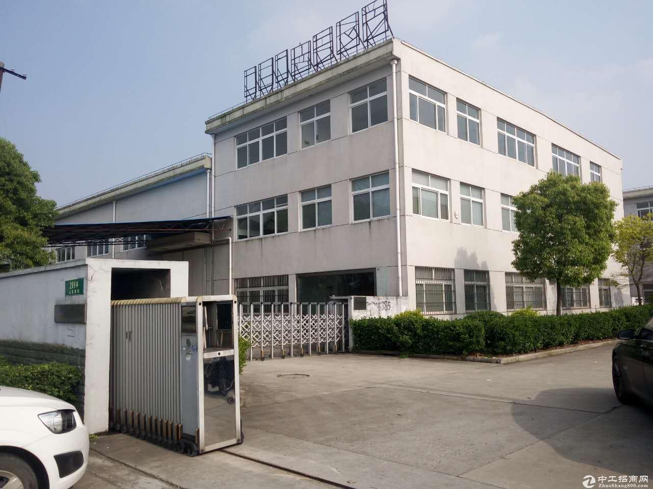 南翔工业区独栋办公厂房工业绿证865平米产权过户