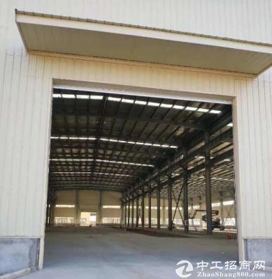 蔡甸单层钢结构1000平方,电量250KV,有行车