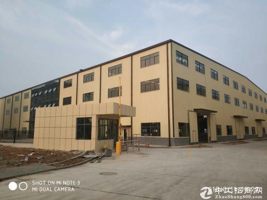 蔡甸单层钢结构厂房1200平方,租金15元