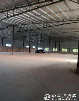 蔡甸奓山单层钢结构厂房500平方