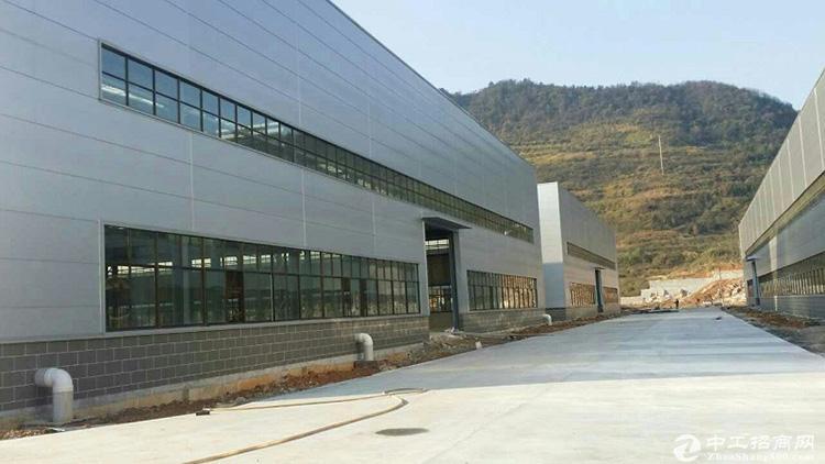 丹棱工业园,独栋单层钢结构厂房出售,可定制