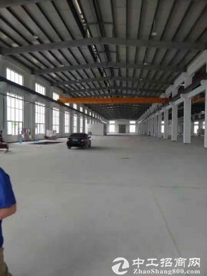 石岩一楼3000平,高12米,20吨行车,卸货平台