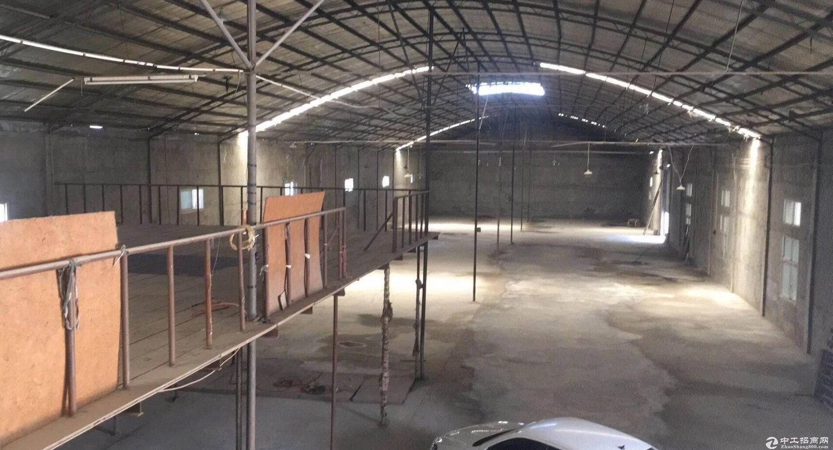 汉口北CBD五百亩工业园厂房出租