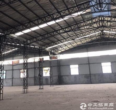 武汉黄陂汉口北6000平米厂房出租