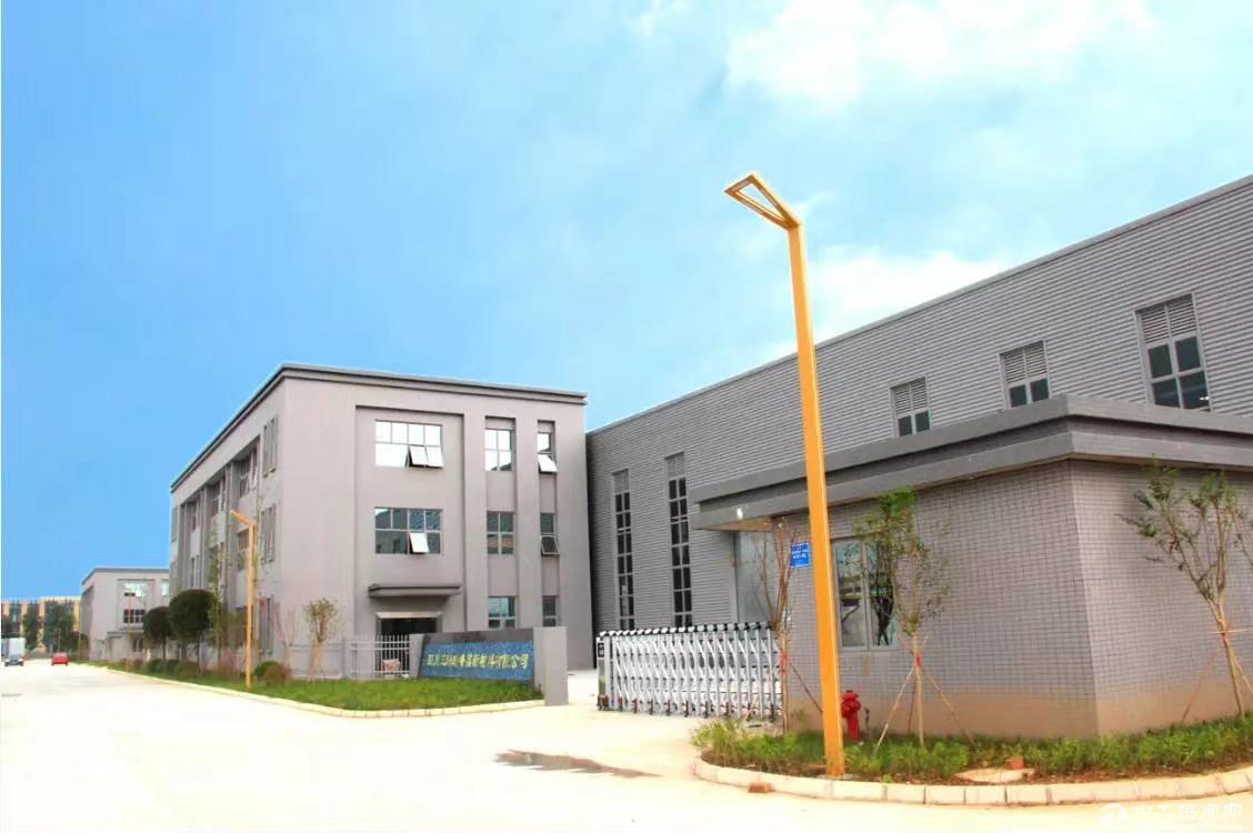 标准厂房出租有房本手续齐全可环评手续设施齐全