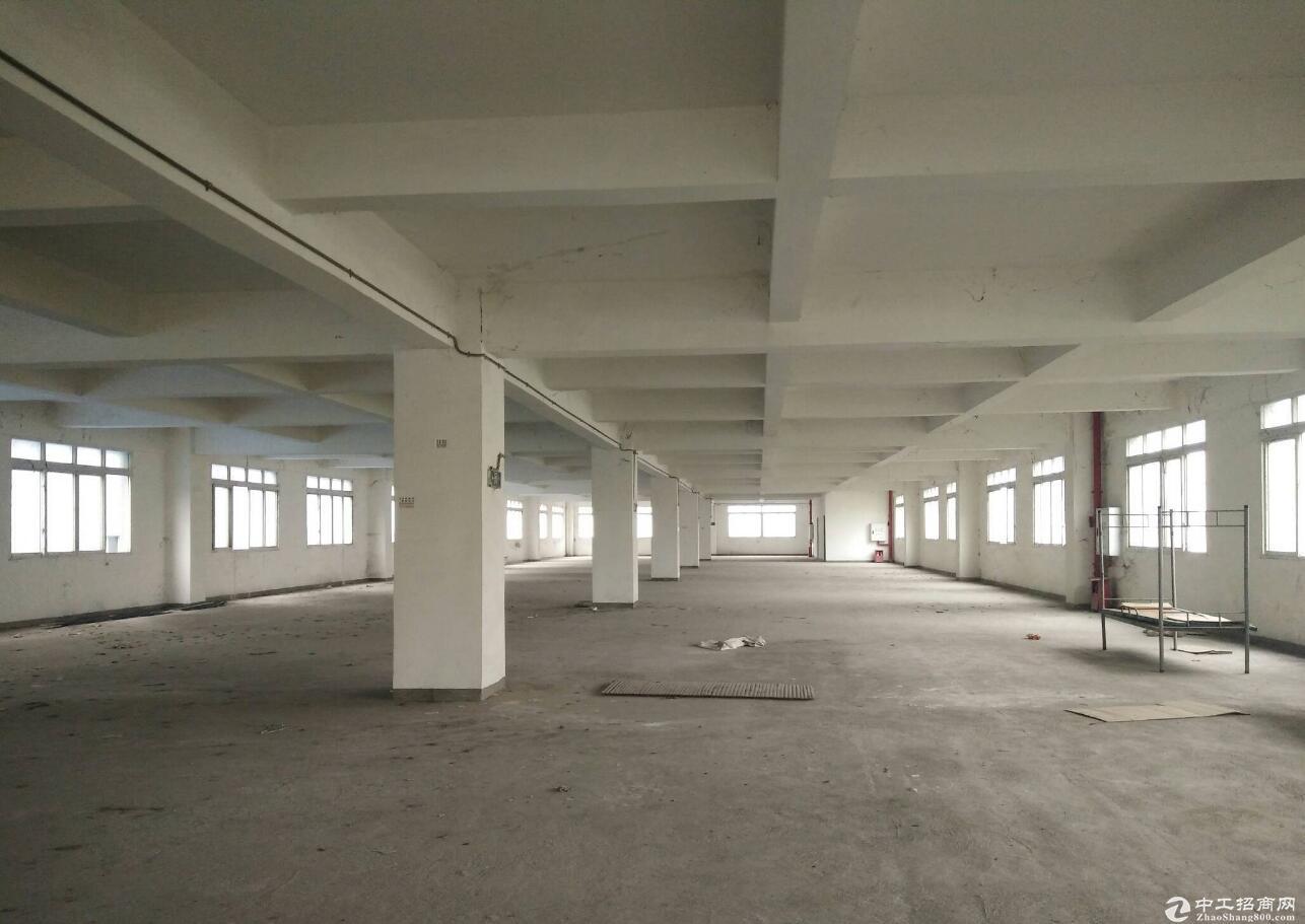 空港工业园区二楼标准厂房出租1200平米