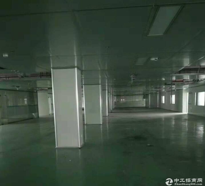 空港工业园独栋精装修电子厂房出租8800平米