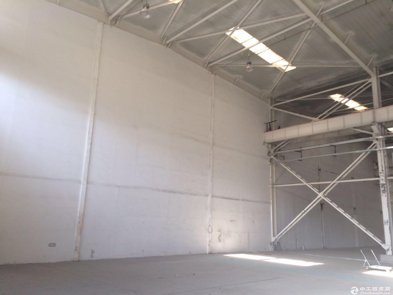 正规开发区1100平米钢结构厂区,手续齐全可注册