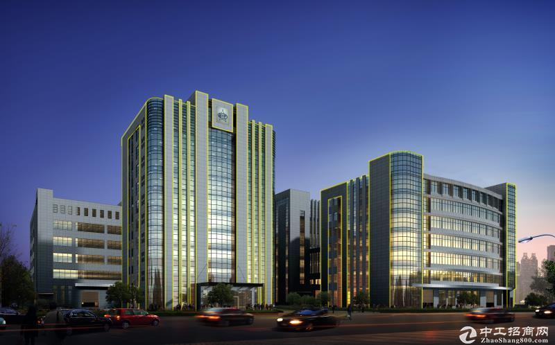 双轻轨配套,渝北研发办公厂房出售,层高7.8米