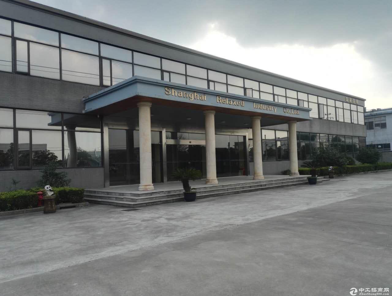 练塘工业区近华为研发基地11亩独院单层厂房产权过户