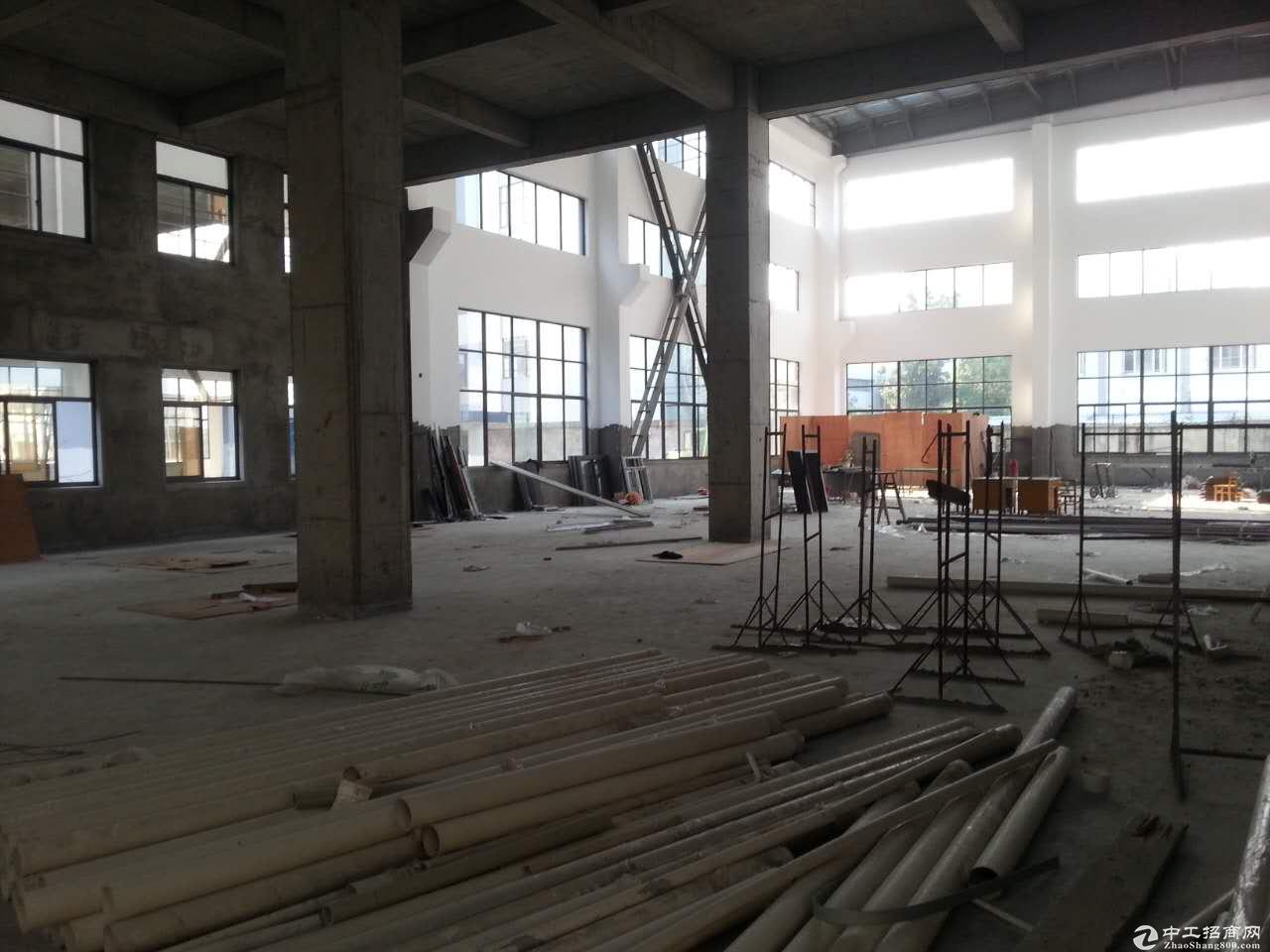 青浦独门独院独栋单层占地11亩104地块50年绿证