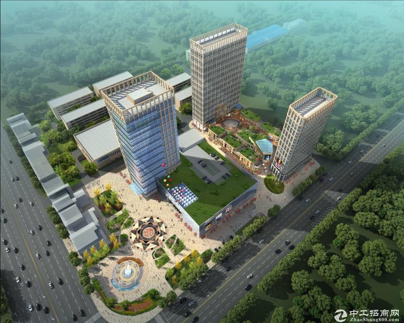 望城黄金创业园147平米办公厂房出租-图5