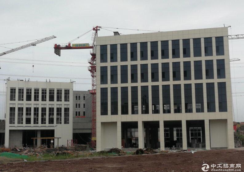 两江新区标准厂房,首层层高7米,可按揭