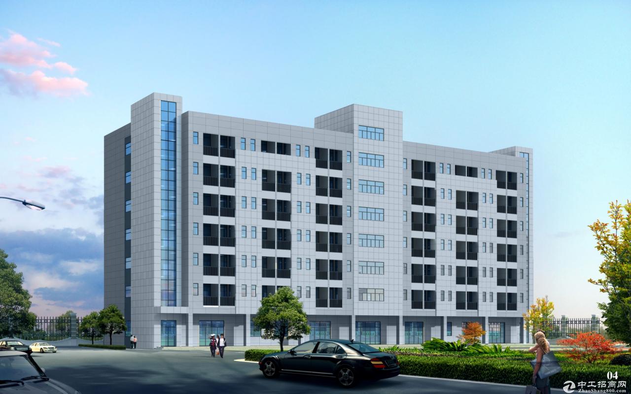 出售两家新区 渝北科技园标准厂房 户型自由选择