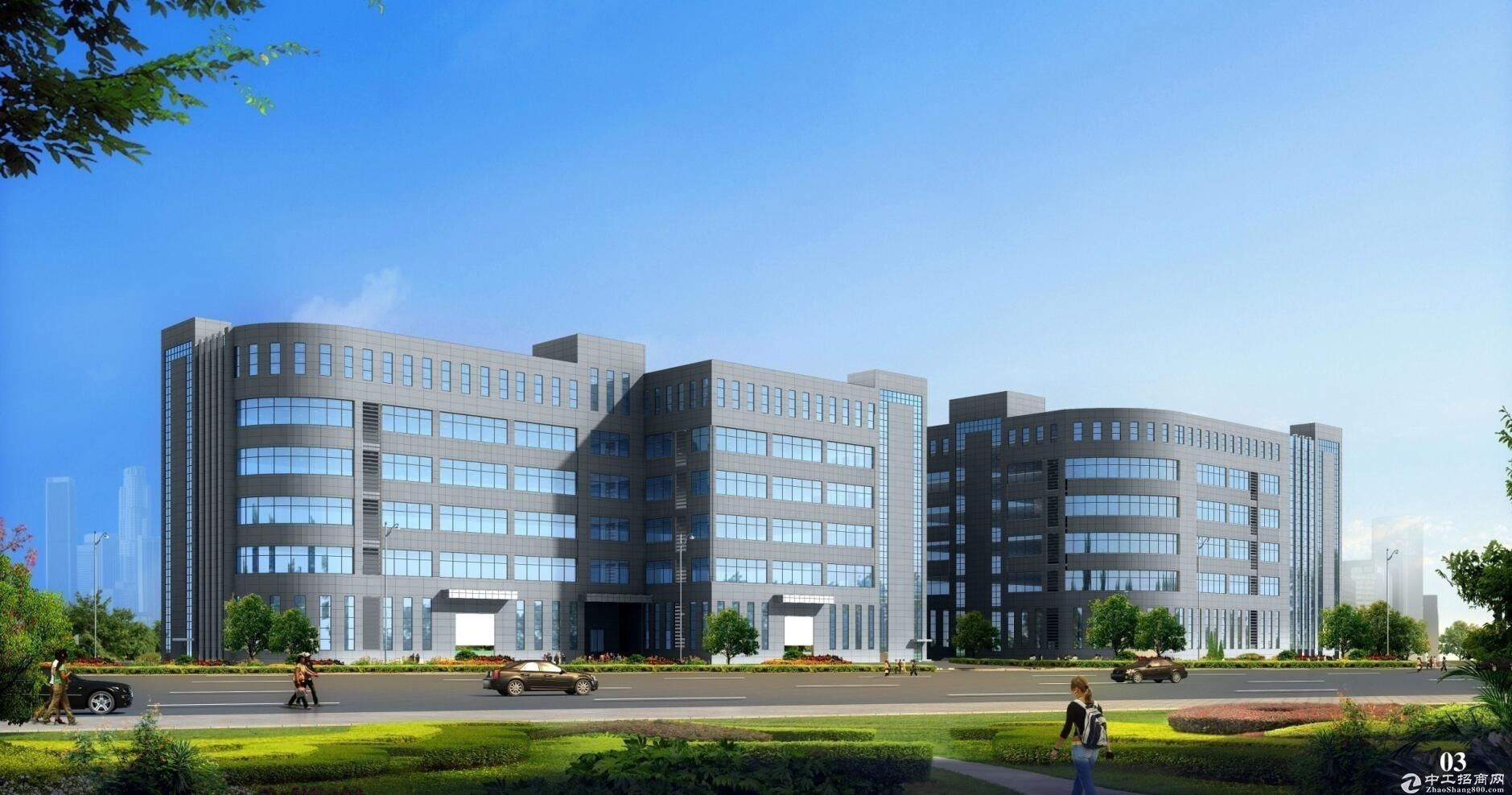 2000−3000平米标准厂房出售!可贷款,50年产权