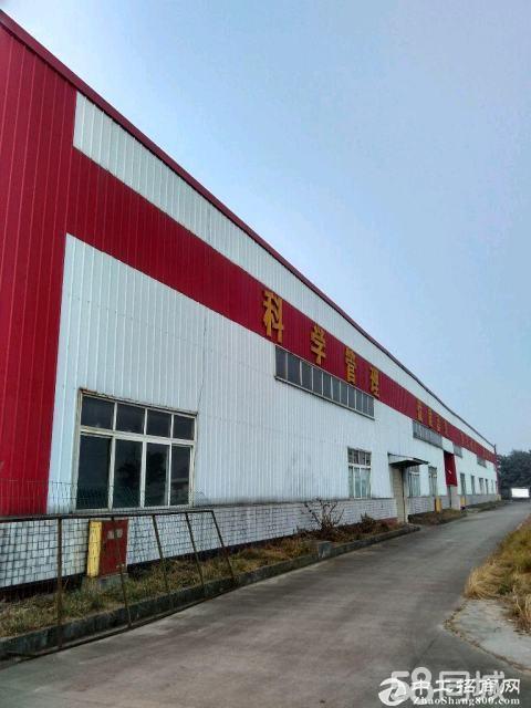 温江海峡科技园2000至6000平标准厂房招租