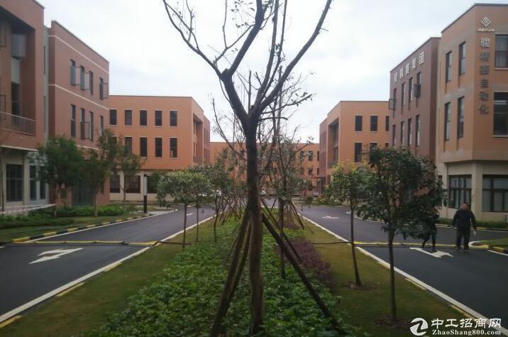 两江新区一楼一底7.2米挑高1200平方起独栋框架厂房出售
