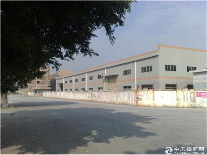 大长江旁丰盛工业区3000平方米厂房出租