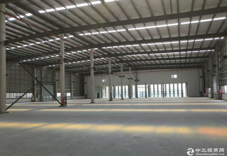 两江新区 独栋钢结构6000平厂房出租
