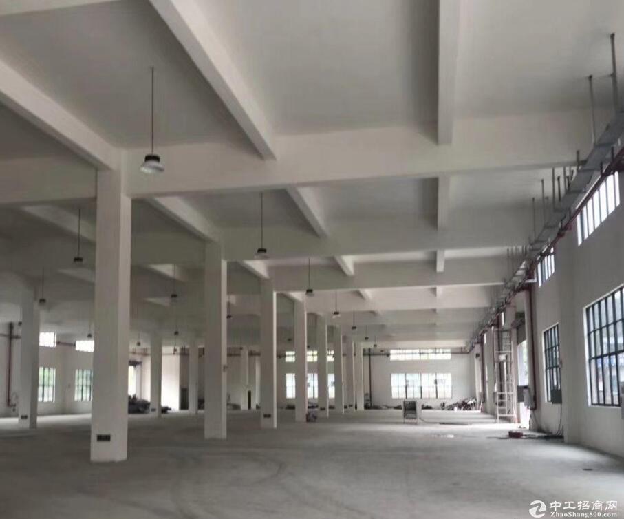 独门独院渝北空港6000平方米厂房、仓库