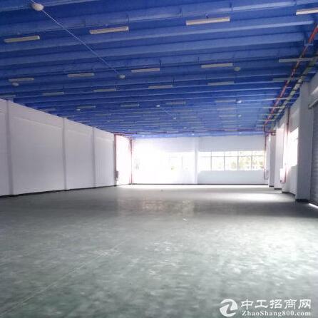 两江新区 1500平标准厂房仓库