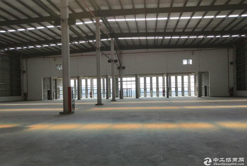 两江新区 标准行车厂房10000平 可分租