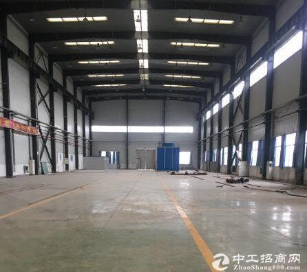 渝北 空港单层高15米重型行车厂房2300平