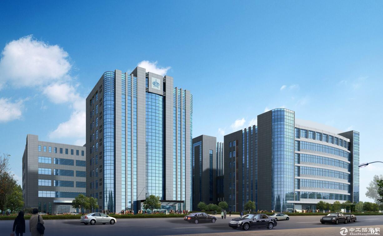 渝北石港大道标准厂房可租可售 面积灵活选择
