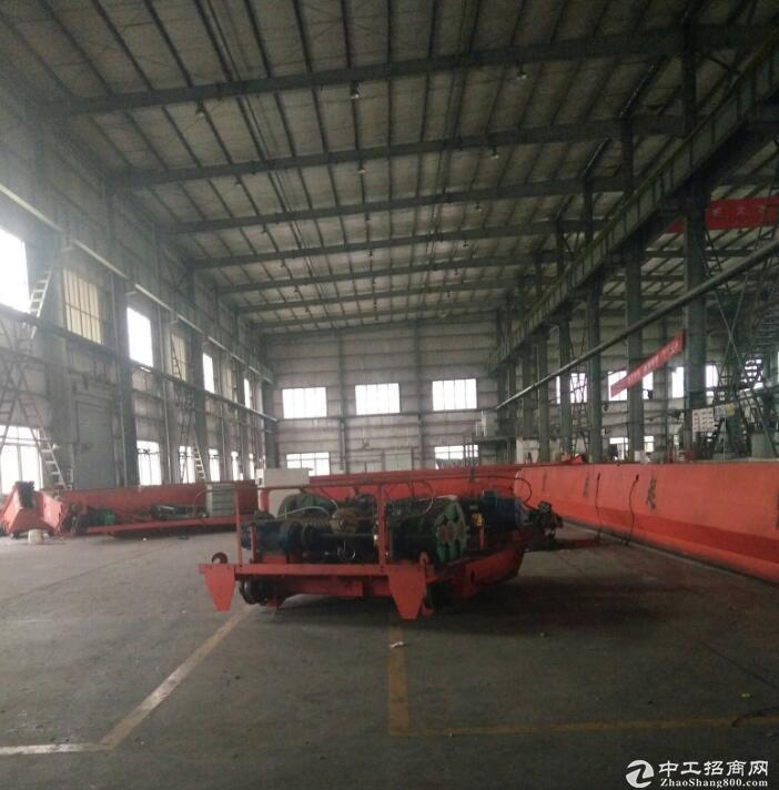 渝北空港单层重型机械厂房出租3000平米