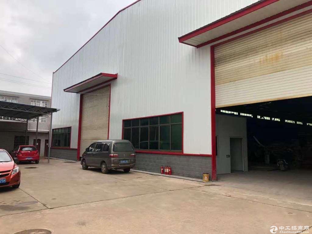 工业产权 标准钢构1500平方米