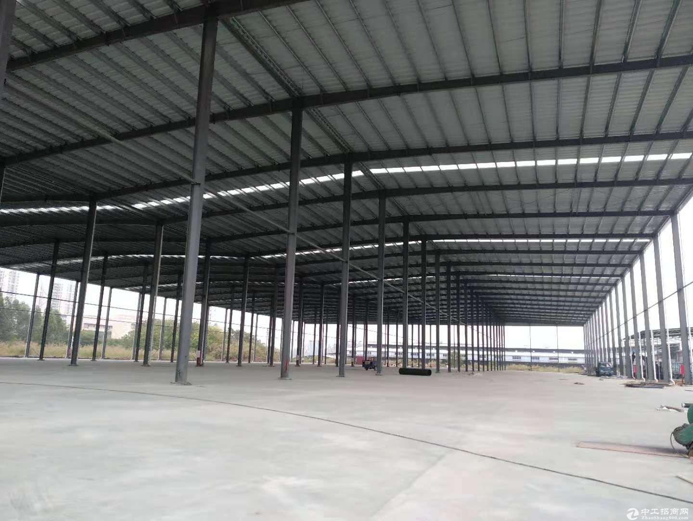 (原房东直租)三水河口工业园内13000方全新独院厂房