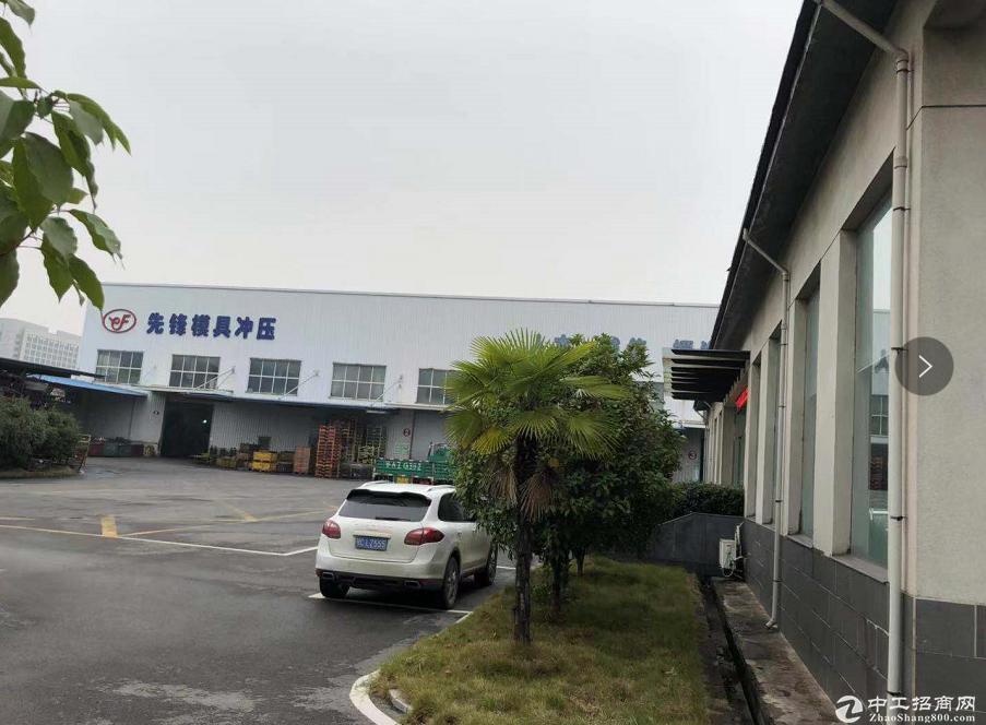 东湖新技术开发区,汽车电子产业园 钢构厂房出租