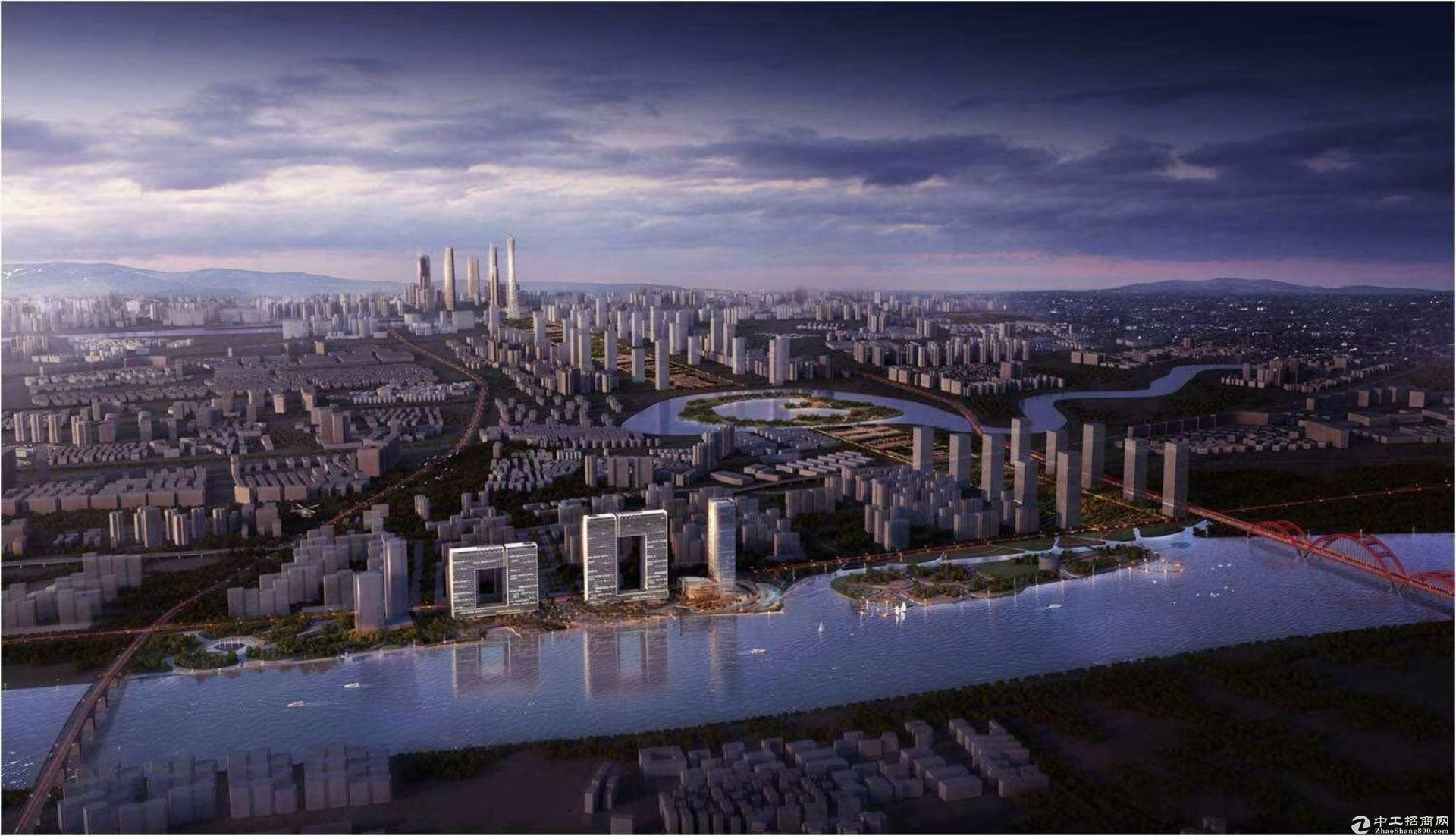 杭州湾智造产业新城独栋厂房招商