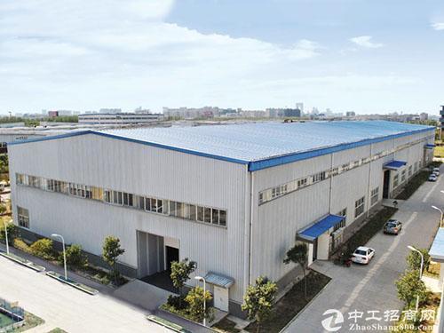 天元区4000平钢结构厂房出租 可做仓库.有宿舍