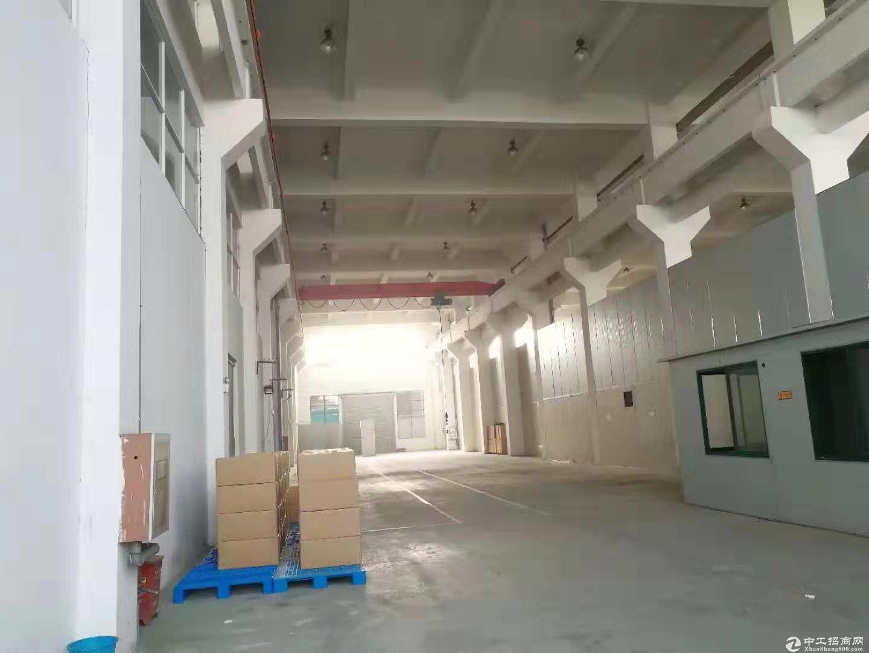 新区1000平米机械厂房出租