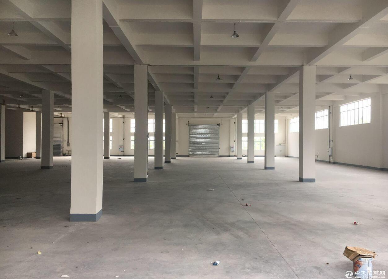 工业园3层7500平米,框架双电梯可分租