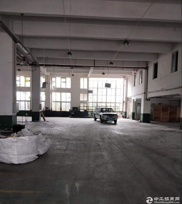 北碚工业园2200平米标准底楼厂房出租
