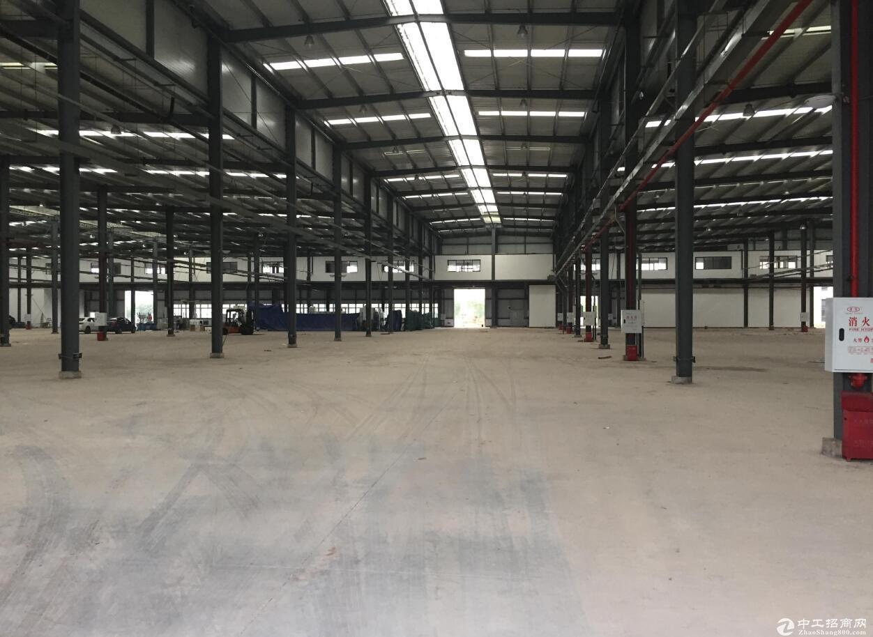 北碚童家溪单层钢结构厂房4200平