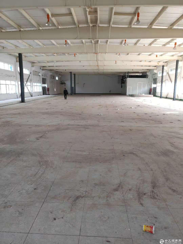 松江一手资源国有厂房独栋2760平米出租