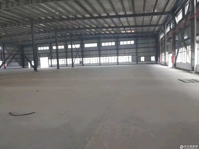 松江新城独院全单层104板块厂房配套齐全