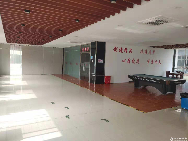 松江新城独院全单层104板块厂房配套齐全-图2