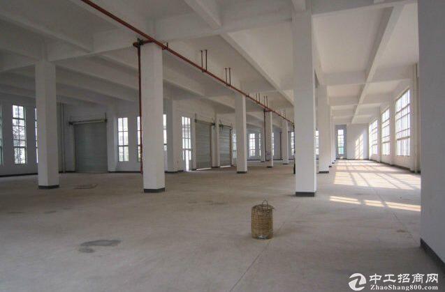 蔡家园区光电工谷4200平优质厂房层高6.5米可分租