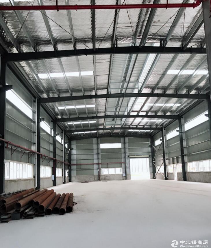 北碚高速路口12米挑高标准厂房出租