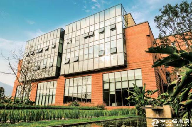 开发商现房220000平方米办公、厂房、库房租售