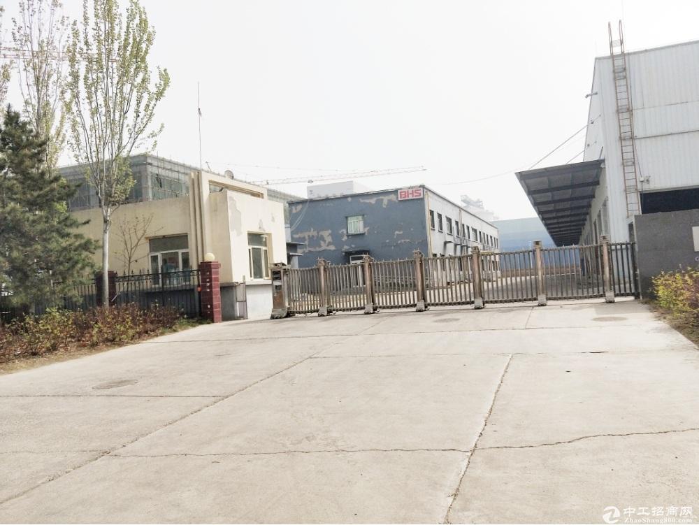 固安高速口库房出租 7000平 0.3元/平/天
