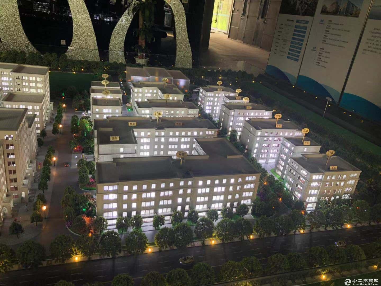 北京企业独栋,可环评注册,可研发、组装、中试、展厅及总部基地,50年大产权,独立产权